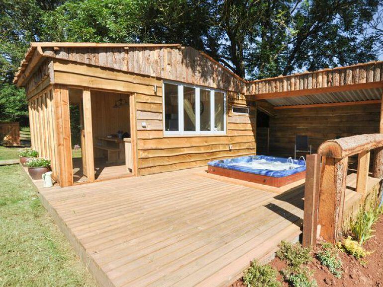 Lower Chapeltown Shepherds Hut